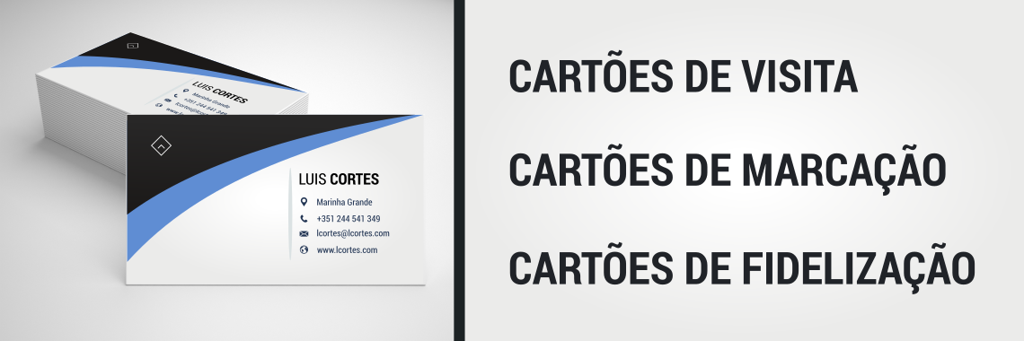 Cartoes Visita