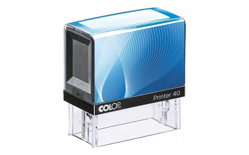 Carimbo Colop P40 59x23(mm)